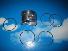 PISTON AND RINGS FOR 4 STROKE ENGINE 70CC CHINESE SCOOTER
