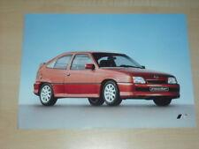31292) Opel Kadett irmscher junior line folleto 198?