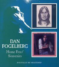 Dan Fogelberg - Home Free / Souvenirs [New CD] UK - Import