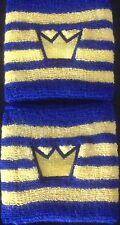 Retro Fila BJ Borg Wristbands-100% Authentic - Tennis Sweatbands-Fancy Dress.
