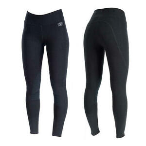 Horze Knee Patch Active Tights