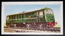 British Railways Class 71 Electric Locomotive E5000  Vintage Card