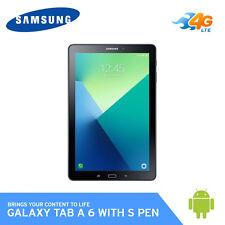 """Samsung SM-P585 Galaxy Tab A with S Pen 10.1"""" 4G LTE Wi-Fi RAM 3GB 32GB [ Black"""