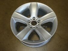 "19"" 2008-14 BMW X6 Wheel Rim REAR OEM Factory 71278 #212 LA E71"