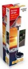 TUTEUR LAMPE SOLAIRE DECORATION JARDIN LED OISEAUX DECO JARDIN NEUF NAIN 40