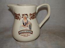 Belle Bonne, Imported, Chocolate Cream Liqueur, Porcelain, Pitcher