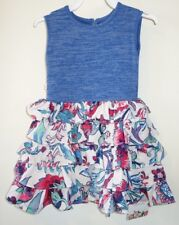 New With Tags Persnickety Macie Jane Floral Dress Girl's Size 6 Year