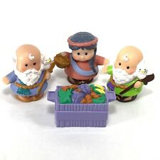 Fisher Price Little People Noah's Ark Replacement Characters Lot