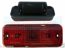 12V/24V HELLA 2SA961167011 RED REAR CARAVAN MARKER/POSITION/TAIL LIGHT/LAMP