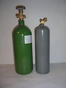 Welding Tanks Oxygen Acetylene