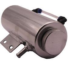 500ml Overflow Coolant Tank Reservoir Cooling Radiator Water Catch (Aluminum)