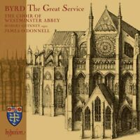 William Byrd - Byrd: The Great Service; Anthems; Voluntaries /The Choir [CD]