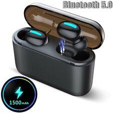 Wireless Earbuds, Bluetooth 5.0 Earbuds with Microphone, True Wireless Headphone