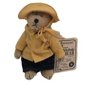 Boyds Bear Original Mohair Bear Collection Nantucket P Bearington 590102 Retired