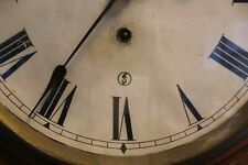 Antique pendulum wall clock keeps good time. comes with key...