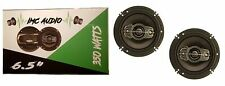 """IMC 6.5"""" 2-Way 350W Car Speakers 6.5 6 1/2 Ships from USA"""