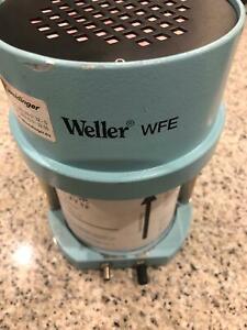 Weller 53640299 WFE P Lötabsauggerät WFE-2P Filter