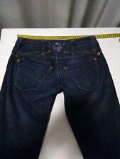 Womans River Island Jeans, Blue, 100% Cotton, Size 8