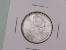 1966 WOW! BRILLAINT UNCIRCULATED FROSTY GEM 25 CENTS