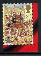 GB 2009 sg2957 tesoros del Archivo alcalde de show folleto sólo sello estampillada sin montar o nunca montada
