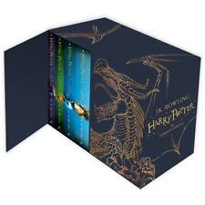 Harry Potter Hardback 7 Books Boxed Set: The Complete Collection Slipcase