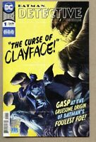 Detective Comics Annual #1-2018 nm- 9.2 Origin Clayface