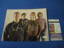 Mudhoney Full Band Signed 8x10 Photo JSA COA Mark Arm Peters Maddison Turner