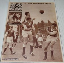 BUT & CLUB MIROIR SPORTS #569 1956 FOOTBALL FINALE COUPE SEDAN-TROYES ALBI XIII