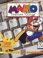 MARIO TEACHES TYPING PC GAME +1Clk Windows 10 8 7 Vista XP Install