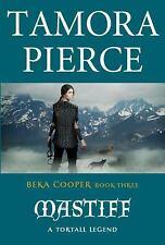 Tamora Pierce Mastiff: The Legend of Beka Cooper Book 3 LIBRARY Hardback/Dust J.