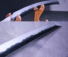 MH239 5A Tamahagane Katana Japanese Sword Clay Tempered Hadori Sashikomi Simon's