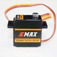 4PCS EMAX ES09MD Digital Swash Servo For 450 Helicopter W/ Metal Gear
