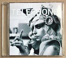 LADY GAGA ft. BEYONCE * TELEPHONE * US 15 TRK DJ PROMO * HTF! * THE FAME MONSTER