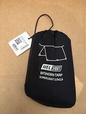 Helsport Bitihorn superlight tarp ultralight backpacking / bikepacking