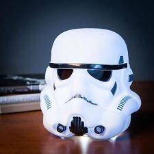 Star Wars Official Stormtrooper 3D Mood Light Desk Lamp Portable Nightlight
