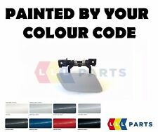 NEW SEAT IBIZA 02-05 HEADLIGHT WASHER CAP RIGHT O/S PAINTED BY YOUR COLOUR CODE