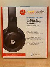 Motorola Escape 800 ANC Wireless Active Noise Canceling Headphones Bluetooth