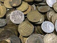 150 Gramm Restmünzen Großbritannien