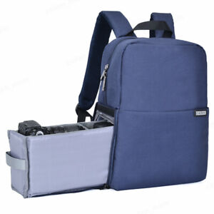 Camera Backpack Bag for Nikon Sony Canon SLR DSLR Waterproof Multifunction Bag