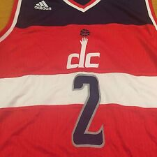 Limited Edition John Wall Washington Wizards Swingman Jersey Size Large