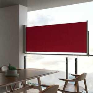 Tenda da Sole Laterale Retrattile in Poliestere 100 x 300 cm vari colori