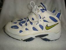 ****VINTAGE 1990`S NIKE AIR ATHLETIC SHOES.WOMEN`S SIZE 10.GREAT SHAPE!!***
