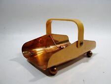 Art Deco Chase Copper & Bakelite Napkin Paper Holder