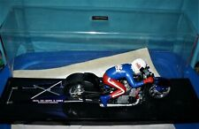 Action MAC tools die cast Pro Stock Bike w Rider 2001 Clermont 1/9 scale in Case