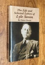 Louisiana, Biography, Lyle Saxon, New Orleans, Natchitoches, Melrose
