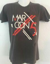 Maroon 5 2013 Concert Tour Shirt Size Small Gray (bin 66)