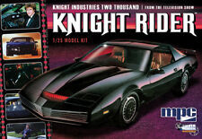 KITT Knight Rider Knight Industries 2000 Supercar - MPC Kit 1:25 49319 - Nuovo