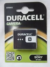 Sony Size N / NP-BN1 compatible battery from Duracell DR9953