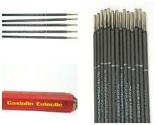 CASTOLIN Cast Iron Welding Electrode Rods ENiFe-CI 3.25 x 350mm 99% Nickel 5pcs