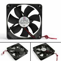 1xDC Brushless Ventilateur de Refroidissement 12V 12025s 120x120x25mm 0.2A 2Pi ,
